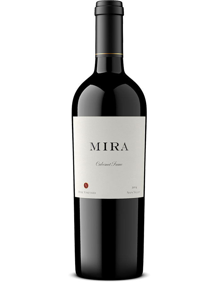 Mira Cabernet Franc Hyde Vineyard 2014