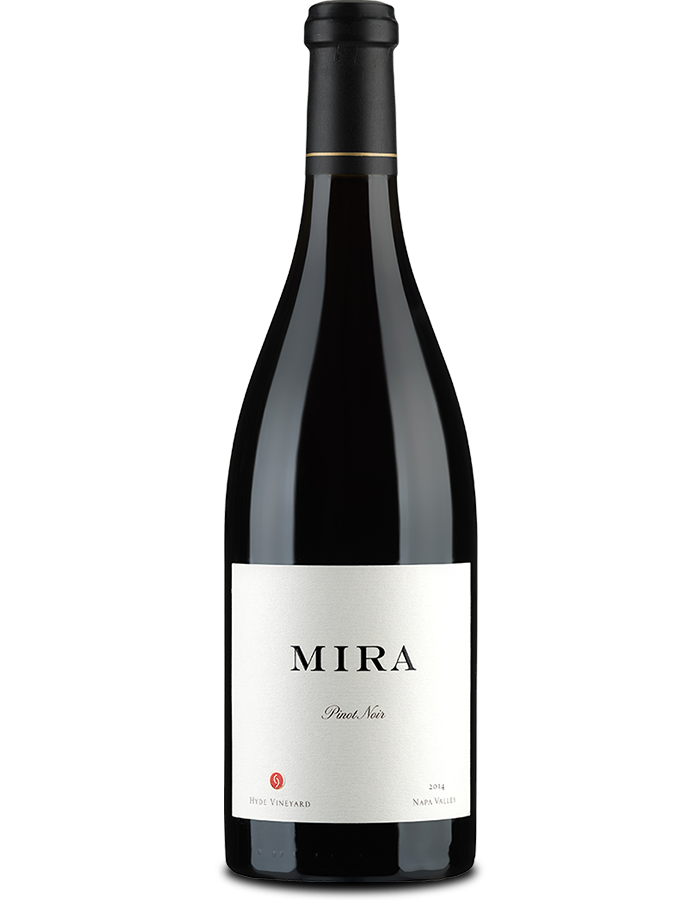 Mira Pinot Noir Hyde Vineyard 2014
