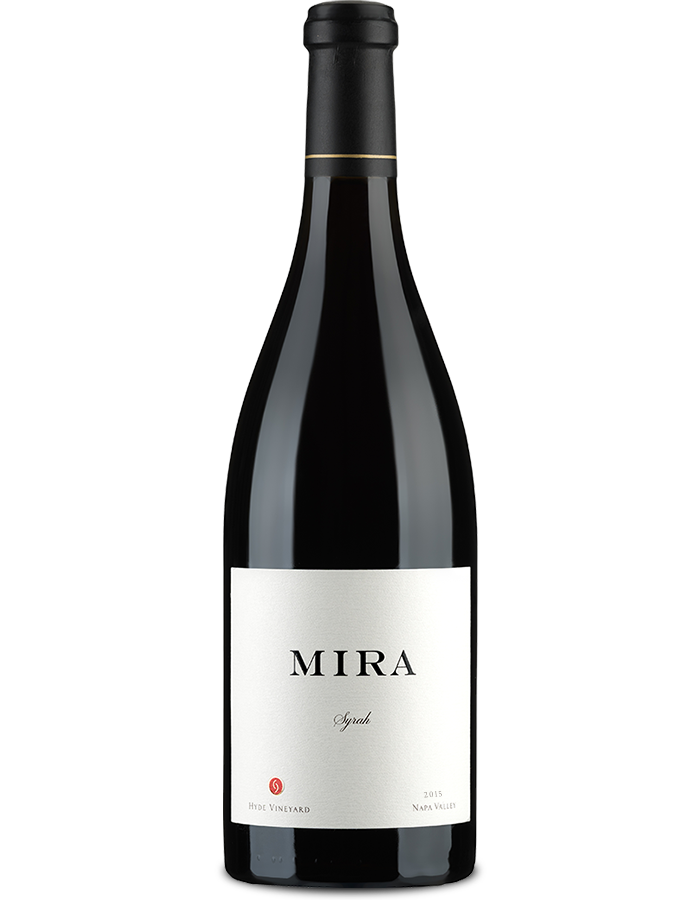 Mira Syrah Hyde Vineyard 2015 Image