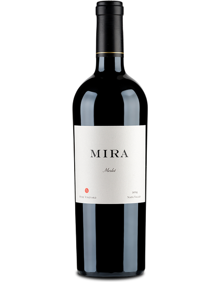 Mira Merlot Hyde Vineyard 2014