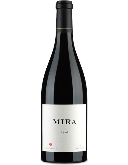 Mira Syrah Hyde Vineyard 2015