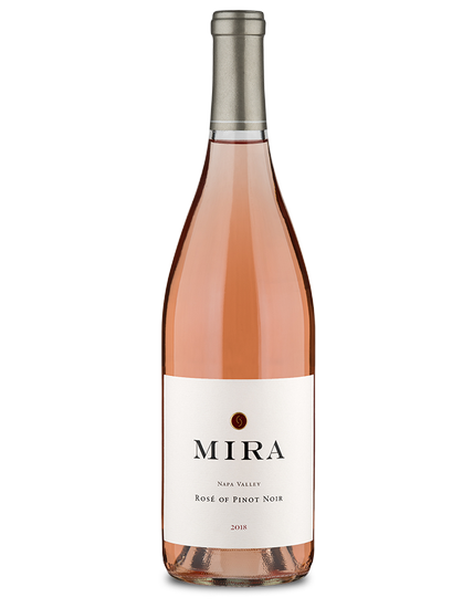 Mira Rosé of Pinot Noir Napa Valley 2018